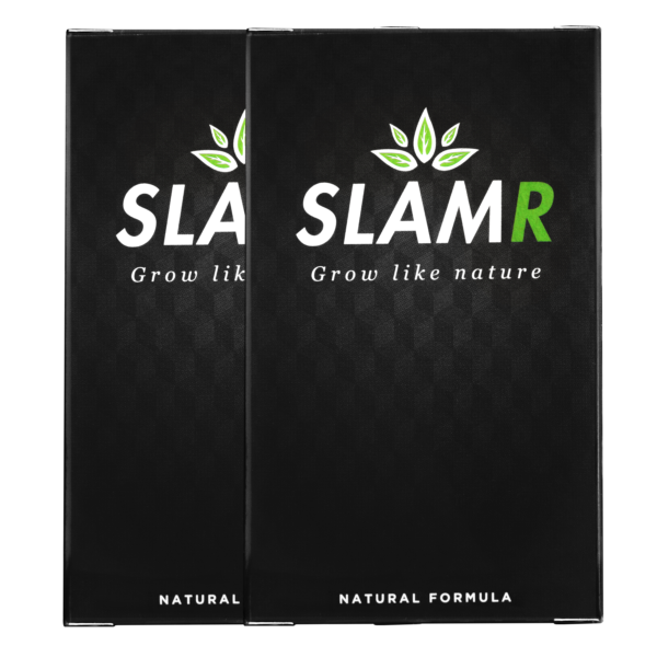 Order the best sexual enhancing product for men. Each box has 5 packets of SLAMR ™ Are you ready for the challange? Try it out and release your potential.